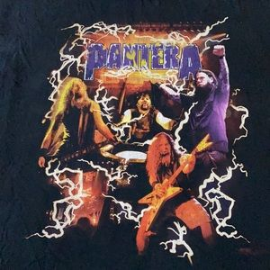 Vintage Pantera 3xl Concert Tour T-shirt GUC CFH